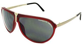 Porsche Design Men's Sonnenbrille P8619-B-65 Sunglasses