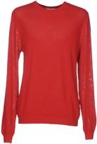 Grey Daniele Alessandrini Sweaters - Item 39710620
