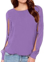 Partiss Womens Loose Fit Fashion Shirt