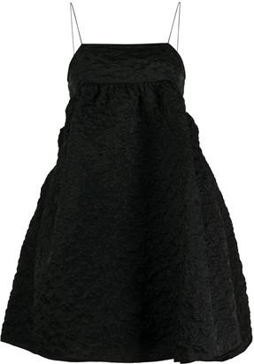 Cecilie Bahnsen Flared Oversize Dress