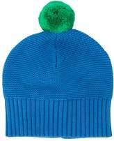 Stella McCartney pom pom beanie hat