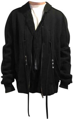 Damir Doma Black Wool Jackets