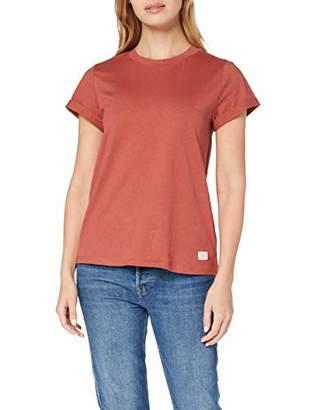 Esprit edc by Women's 079cc1k024 T-Shirt,X-Small