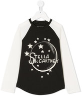 Stella McCartney Lolly Moon logo top