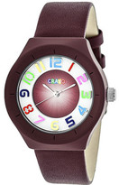 Crayo Men's Atomic Quartz Watch