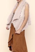 Melody Faux Fur Vest