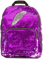 Fashion Angels Magic Sequin Backpack - Purple Silver