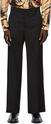 Cmmn Swdn Black Wool Otto Trousers