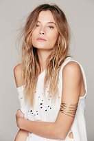 Free People Metal Upper Armband