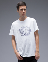 Marc Jacobs Tiger Emb S/S T-Shirt