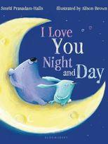 Macmillan I Love You Night & Day Board Book