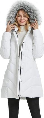 Equipment BINACL Hooded Down Alternative Warm Coats