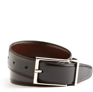 Black Brown 1826 Dress Rev Belt