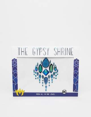 The Gypsy Shrine x Warner Brothers Halloween Mera Body All in One Jewel-Multi