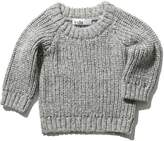 M&Co Ribbed fisherman jumper