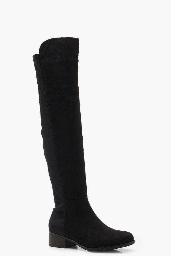 18f7837c4 Over The Knee Boots - ShopStyle
