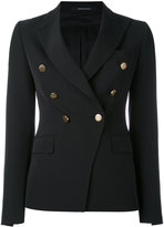 Tagliatore double breasted blazer - women - Polyester/Spandex/Elastane/Cupro - 40
