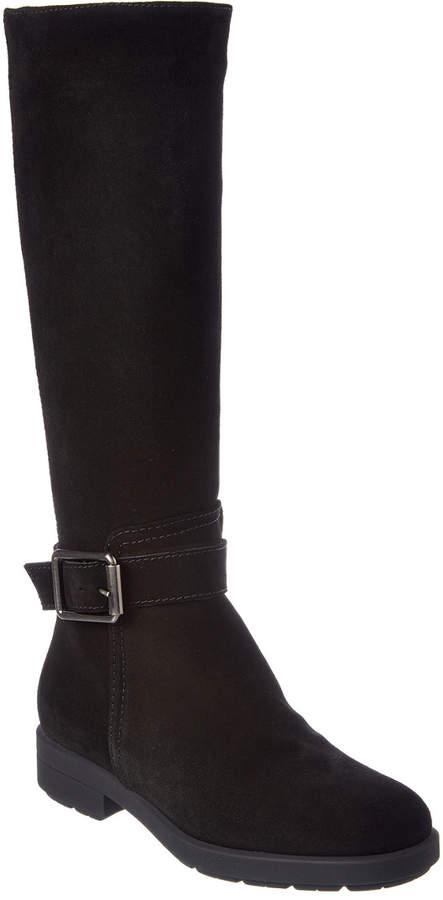 Aquatalia Lauryn Waterproof Suede Boot
