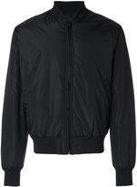 Love Moschino branded bomber jacket - men - Polyamide/Polyester/Spandex/Elastane - 46