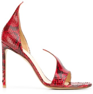 Francesco Russo Open Toe Sandals