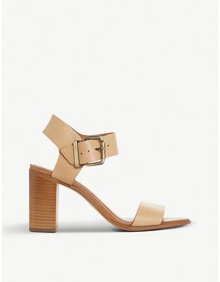 Bertie Iraya leather sandals