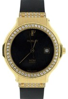 Hublot Classic Elegant 18K Yellow Gold Diamond 28mm Watch