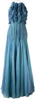 Maria Lucia Hohan 'Mousseline' maxi dress - women - Silk/Nylon/Spandex/Elastane - 38