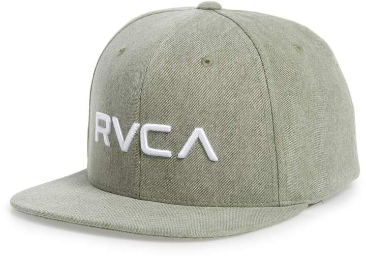 aabe18fcaea972 RVCA Green Men's Hats - ShopStyle