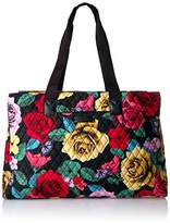 Vera Bradley Keep Charged Triple Compartment Bag