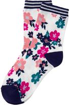 Gymboree Floral Socks
