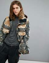 DC Snow Haven Camo Jacket With 15K Water Defense