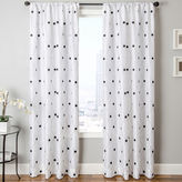 JCPenney SOFTLINE HOME FASHIONS Ramona Faux-Silk Rod-Pocket Curtain Panel