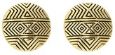 House Of Harlow Tholos Mosaic Earrings