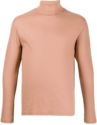 Lemaire roll neck fine knit sweater