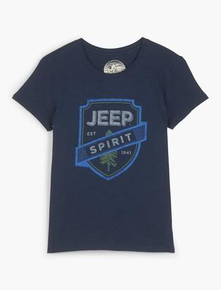 Jeep Spirit Crew Tee