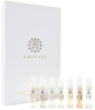 Amouage 7-Piece Eau de Parfum Discovery Set