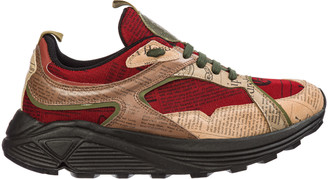 John Galliano Tiger Bolt Sneakers