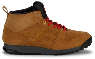 Onitsuka Tiger by Asics Unisex Tiger Horizonia MT Water-Resistant Mid-Top Sneakers