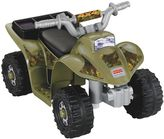 Fisher-Price Power Wheels Camo Lil' Quad by