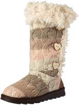 Muk Luks Women's Felicity Slipper Winter Boot