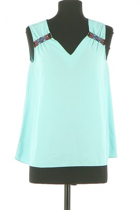 Sud Express Turquoise Top for Women