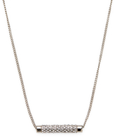 Vita Fede Women's Mini Mia Crystal Pendant Necklace