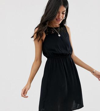 Vero Moda Tall lace insert dress