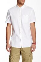 Jeremiah Edward Solid Short Sleeve Regular Fit Shirt