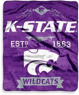 Bed Bath & Beyond Kansas State University Raschel Throw Blanket