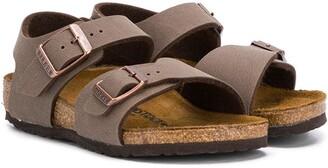 Birkenstock Kids Buckled Sandals