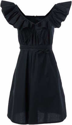 French Connection Women's Adoni Poplin Dress