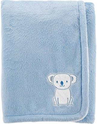 Carter's Baby Boy Koala Plush Blanket