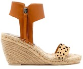 Sole Society Gisele espadrille mid wedge