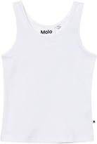 Molo Bright White Rany Tank Top